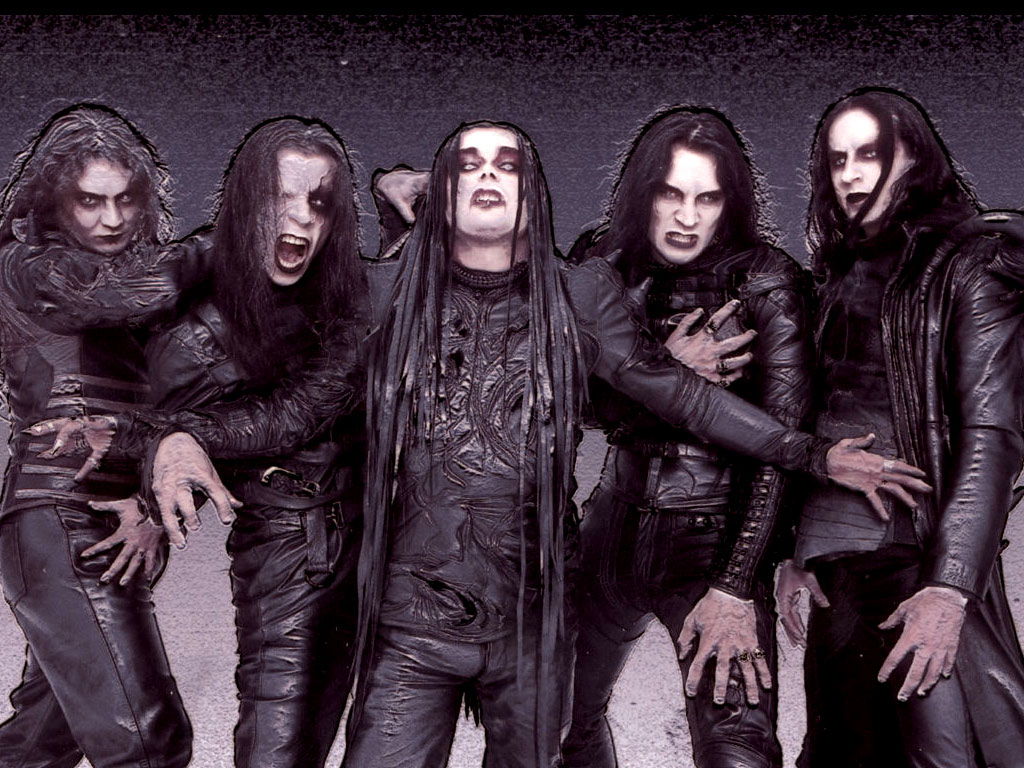 cradle of filth - imagenes